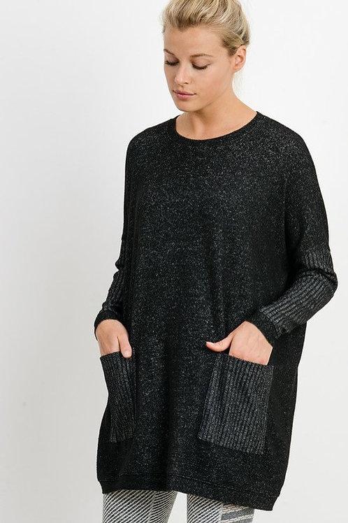 Hacci Soft Knit Tunic