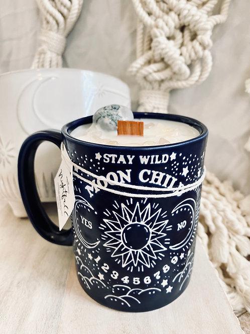 Nightfall Mug Candle