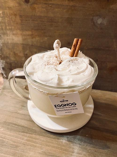 Eggnog Latte Candle
