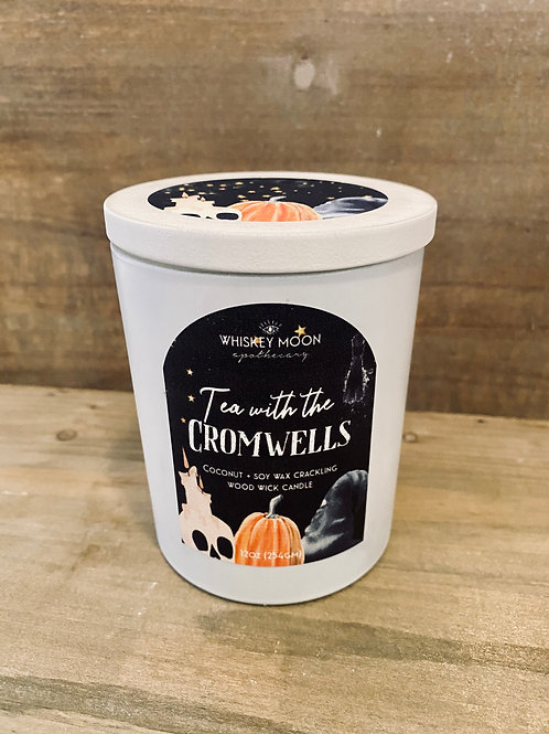 Tea with the Cromwells Candles