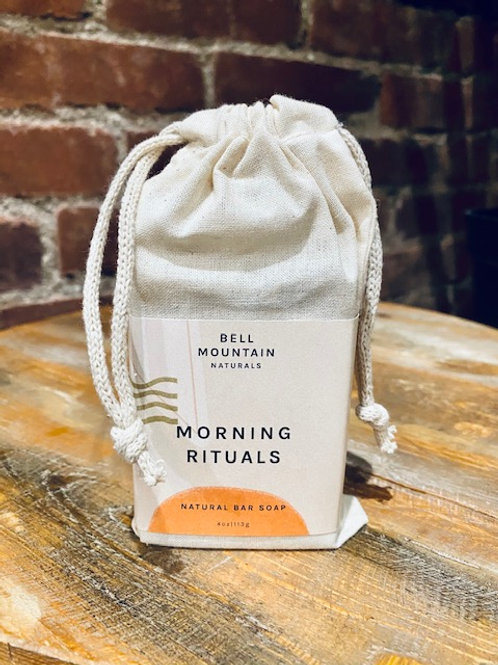 Morning Rituals Soap