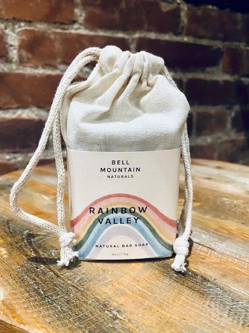 Rainbow Valley Soap