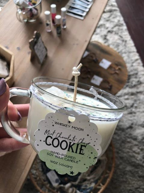 Mint Cookie Soy Candle