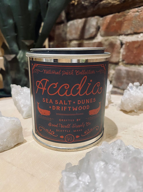 Acadia Soy Candle