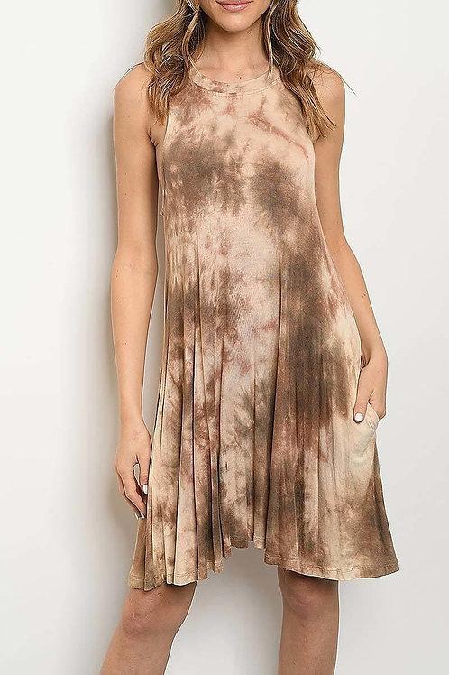 Milkyway Swing Dress