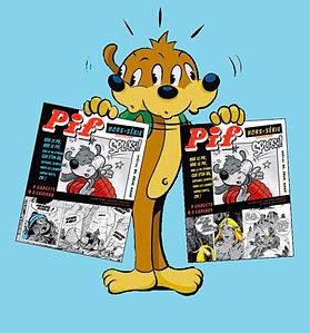 Abonnement Pif le Mag + 2 Hors Séries | Ton abonnement débutera dès le numéro 2