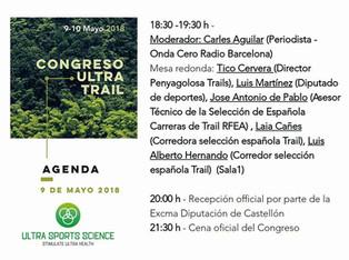 IV Congreso Internacional Ultra Trail
