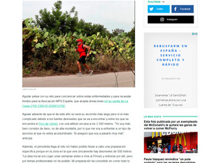 Templars Xtrem Trail en The Huffington Post