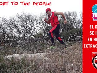 Templars Xtrem Trail ... Una historia extraordinaria con Intersport