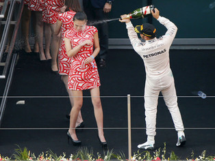 ¿Sexismo en los eventos deportivos?