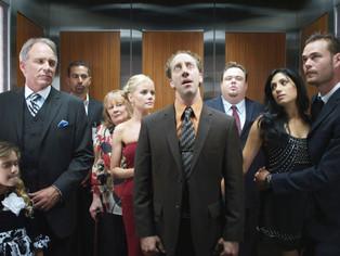 El comportamiento humano dentro del ascensor