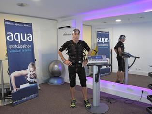 Experiencia con Miha Bodytec 2 en Aqua Sport Clubs. El resultado de 4 horas de ejercicio en apenas 2