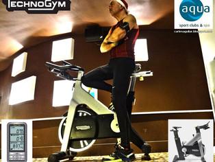 Mi experiencia con la nueva Indoor Bike de TechnoGym en Aqua Sport Clubs