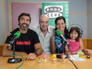 Entrevista a Aida Torrents y J Ignacio Celoné, papas de Alba, niña de 2 años con el síndrome de Maro
