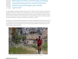 Templars Xtrem Trail en CMD Sport