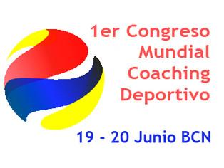 Primer Congreso Mundial de Coaching Deportivo en Barcelona
