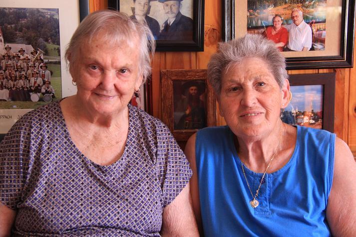 Sofie e Irene