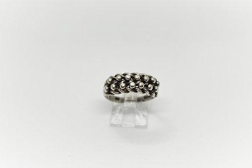 Vintage Silver Harvest Ring