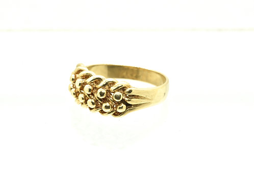 9ct Yellow Gold Harvest Ring
