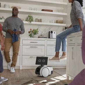 """Conoce a """"Astro"""", el nuevo robot doméstico de Amazon"""