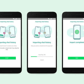WhatsApp ya te deja transferir tus chats de iPhone a Android y así puedes hacerlo