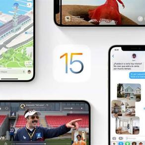 Las novedades de iOS 15