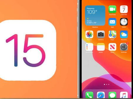 Conoce el nuevo iOS 15 para los dispositivos iPhone