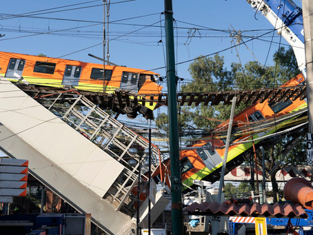 Empresa noruega revisará tragedia en Metro de la Ciudad de México