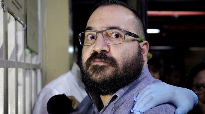 Javier Duarte cumple la mitad de su condena; puede solicitar su preliberación