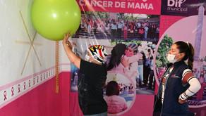 DIF MUNICIPAL CONTINÚA BRINDANDO REHABILITACIÓN A PACIENTES CON CÁNCER DE MAMA