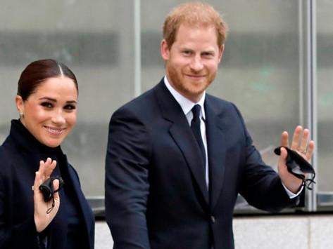 """Príncipe Harry y Meghan Markle ahora son """"inversionistas sostenibles"""""""