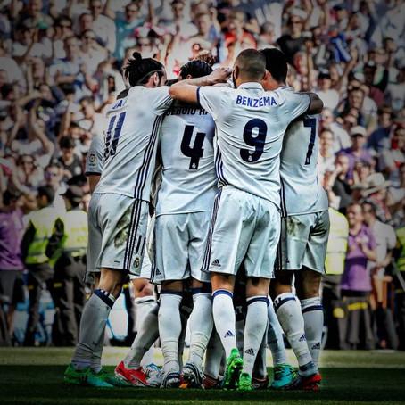 Real Madrid conquista con comodidad el Camp Nou