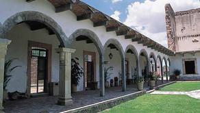 Una hacienda con gran historia