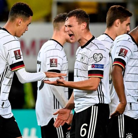 Alemania se clasifica al Mundial de Qatar 2022