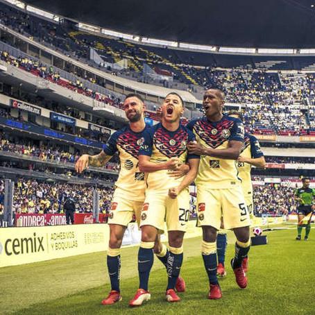 Club América recibe un aviso de veto de la Comisión Disciplinaria de la Liga Mx