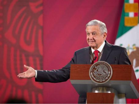 AMLO presentará reforma electoral tras cancelación de sus candidatos