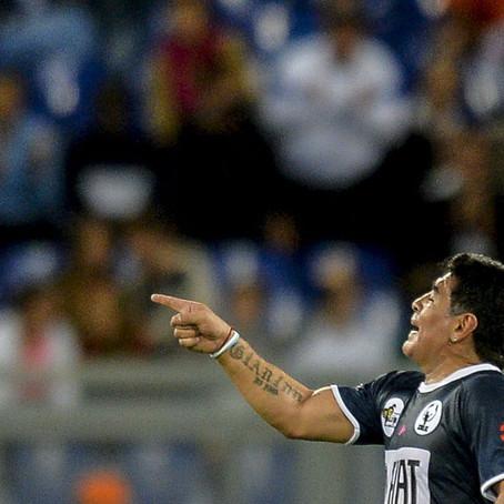 Citan a declarar como testigos a hermanas de Maradona por la muerte del astro