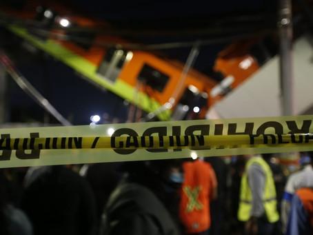 Suben a 23 los muertos en accidente en Metro de la CDMX
