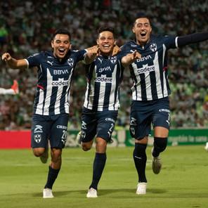 Rayados logra el subliderato al vencer a Santos