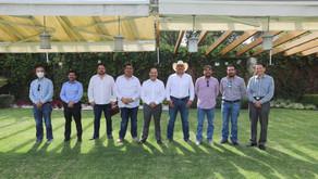 AFINAN ÚLTIMOS DETALLES PARA EL CONGRESO Y CAMPEONATO NACIONAL CHARRO