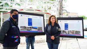 MUNICIPIO ENTREGA REHABILITACIÓN INTEGRAL DEL PARQUE DE LA COLONIA LA SOLEDAD