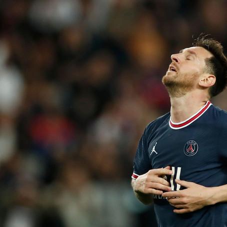 ¡Se destapó! Messi anota y el PSG vence al City