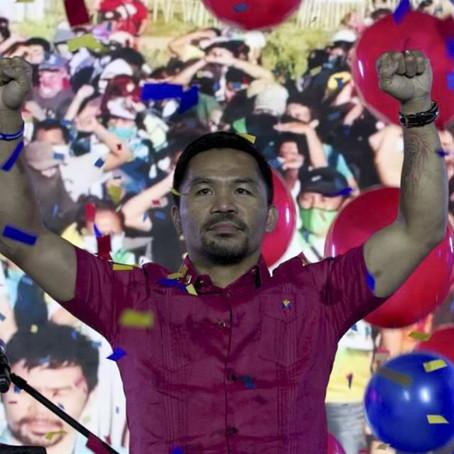 Dice Manny Pacquiao adiós al boxeo profesional