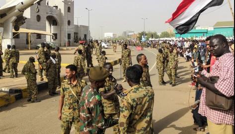 Ejército de Sudán toma control del país en golpe de Estado