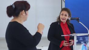 PERSONAL DEL MUNICIPIO DE AGUASCALIENTES SE CAPACITA EN LENGUA DE SEÑAS MEXICANA