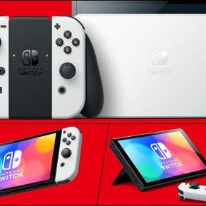 La nueva y mejorada versión de Nintendo Switch llega a México