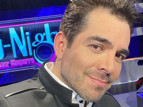 Omar Chaparro revela amenazas de muerte por interpretar a Pedro Infante