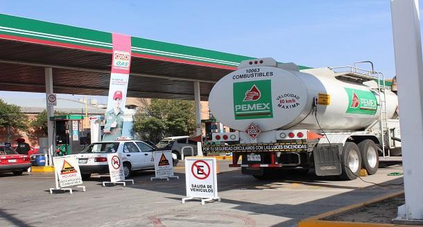 La FGR recupera más de dos millones de litros de hidrocarburo