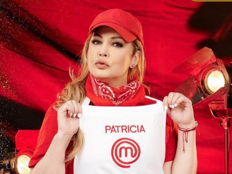 Paty Navidad cambia lágrimas por aprendizajes en MasterChef Celebrity México 2021