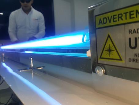 Mexicanos desarrollan luz ultravioleta que elimina en un 99 por ciento el Covid-19